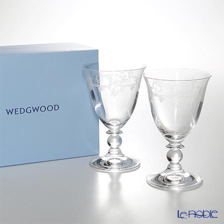 ウェッジウッド(Wedgwood) フェスティビティ クリスタル ワイン ペア 200c・・・