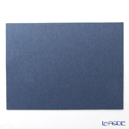 daff プレースマット ブルー 31×42cm