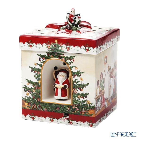 ビレロイ&ボッホ(Villeroy&Boch)クリスマストイズ キャンドルボックス 子供・・・