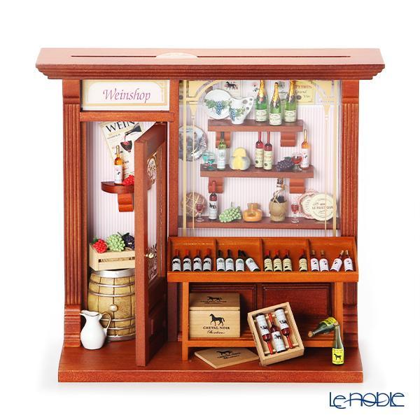 ロイター・ポーセリン ワイン ショップ ミニチュア ドールハウス 001.794/4