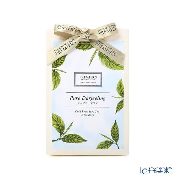プリミアスティー 水出し紅茶(400ml 用) コールドブリュー ピュアダージリン ・・・