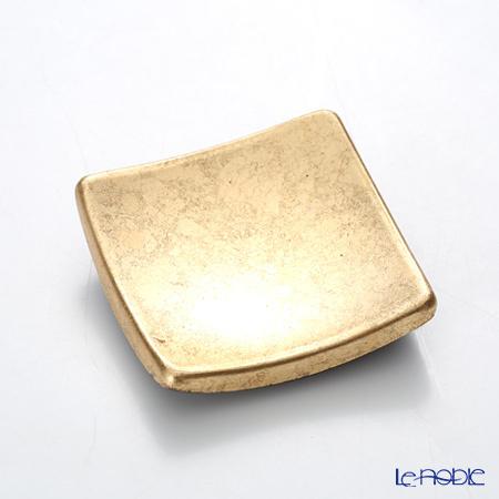 箔一 金の箸置き銀の箸置き 箸置き しずく(金)