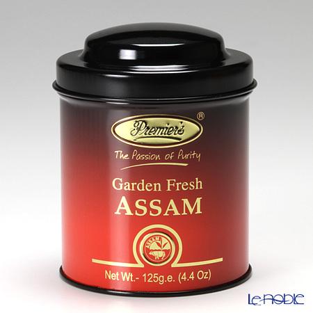 プリミアスティー(高級インド紅茶) オリジナルキャディー缶 125g アッサム