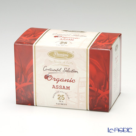 プリミアスティー(高級インド紅茶) コンチネンタルセレクション ティーバッグ・・・