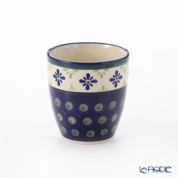ポーリッシュポタリー(ポーランド陶器) ボレスワヴィエツ カップ(ハンドル無・・・