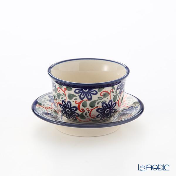 ポーリッシュポタリー(ポーランド陶器) ボレスワヴィエツ ジャパニーズティー・・・