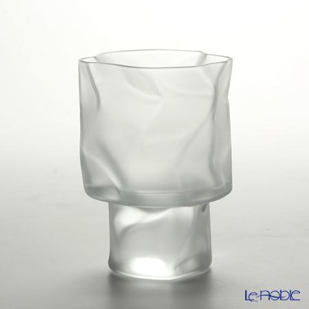 小松誠デザイン COM CRUMPLE フロスト ワイン(L) 240cc