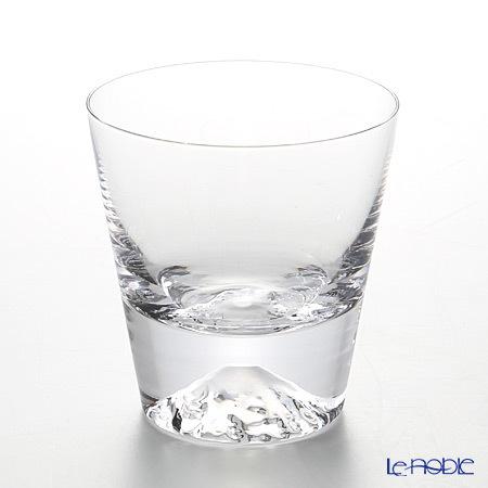 【伝統工芸】田島硝子 富士山グラス ロックグラス 270ml TG15-015-R 【田嶌】・・・
