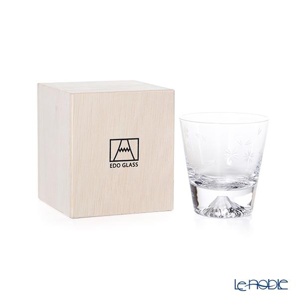 【伝統工芸】田島硝子 富士山グラス ミニロックグラス 桜切子 TG20-015-MRS ・・・