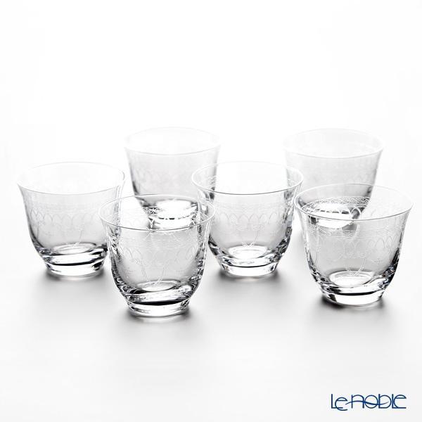 ボヘミア 冷茶グラス/デザートカップ ゴシック 6客セット 25207/28571・・・