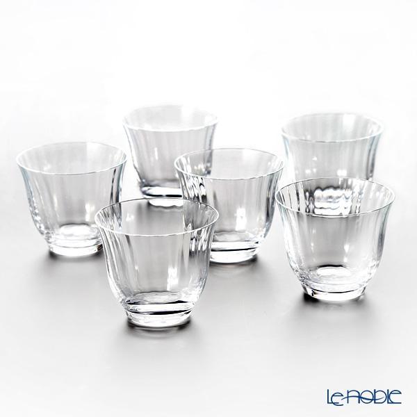 ボヘミア 冷茶グラス/デザートカップ モール 6客セット 25207/2・・・