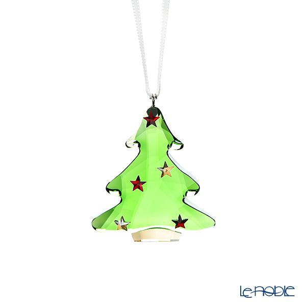 スワロフスキー グリーンクリスマスツリー オーナメント SWV5-544-526 20AW