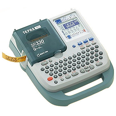 キングジム TEPRA(テプラ)PRO、オフィスモデル24mmテープ対応 SR33・・・