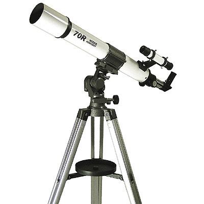 ミザールテック 30~264倍70mm屈折式天体望遠鏡 MT-70R