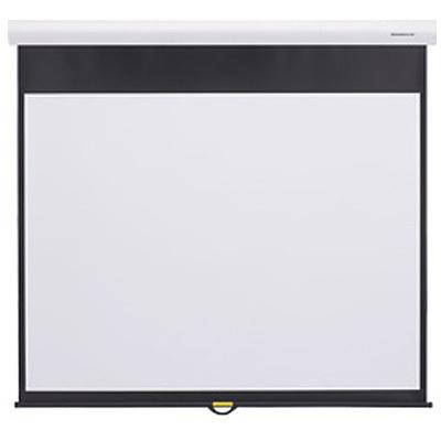 キクチ GRANDVIEW スプリングローラースクリーン(120インチ16:9) GSR-120HDW