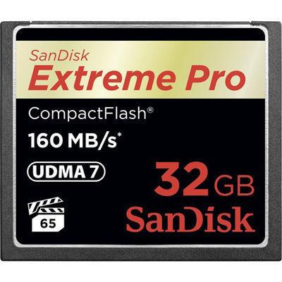 サンディスク SanDiskコンパクトフラッシュ Extreme Pro 32GB 1067倍速 SDCFX・・・