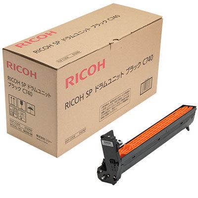 リコー イプシオ SPドラムユニット ブラック C740/NO.512767 RI-DMLPC740BK・・・