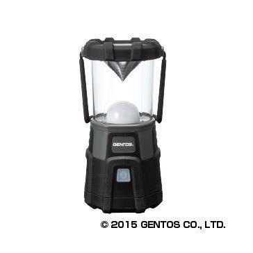 GENTOS 圧倒的明るさ1000ルーメン。給電可能のUSB充電式パワーバンクランタン・・・