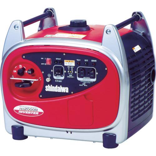 やまびこ 新ダイワ 防音型インバーター発電機 2.0kVA IEG2000M・・・