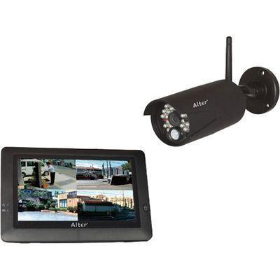 キャロットシステムズ オルタプラス ハイビジョン無線カメラ&モニターセット・・・