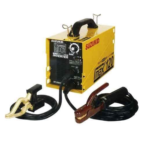 スズキット 直流溶接機アイマックス120 (SIM-120) 4991945027220 商品画像1:ライフィス