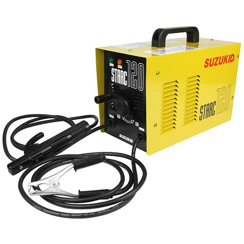 スズキット スターク120低電圧溶接機 (SSC-122(60Hz)) 4991945030091 商品画像1:ライフィス