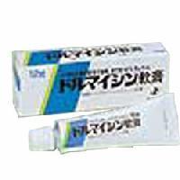 【第2類医薬品】【ゼリア新薬】ドルマイシン軟膏 12g