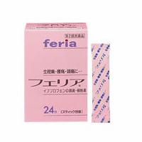 【第2類医薬品】【武田薬品】フェリア 24包 ※お取り寄せになる場合もござ・・・