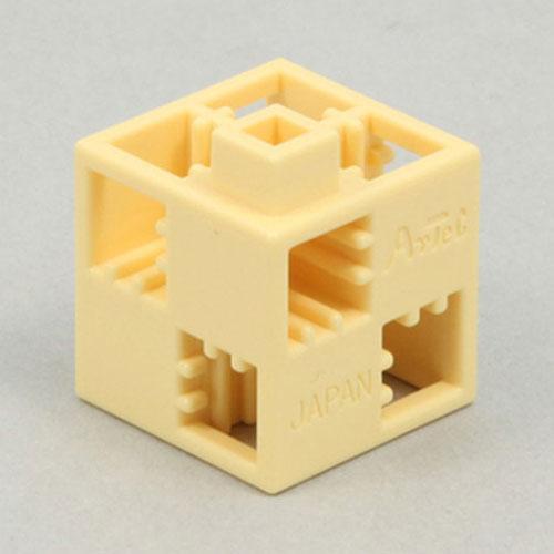 【アーテック】Artecブロック 基本四角 24P 薄黄 ※お取り寄せ商・・・