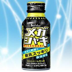 【ハウス食品】スパイスの力 メガシャキ ジンジャーレモン味 100ml ※お取り寄せ商品