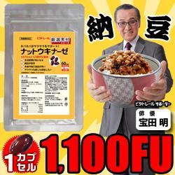 ビタトレール 納豆キナーゼ 約30日分(60カプセル) ※お取り寄せ商品