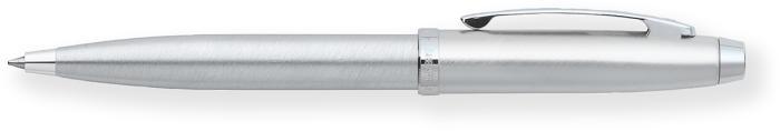 【シェーファー】シェーファー100 ブラッシュトクローム N2930651 ボールペン・・・