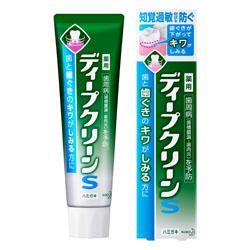 【花王】ディープクリーンS 薬用ハミガキ 100g ※お取り寄せ商品