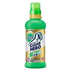 【花王】ワイドハイター クリアヒーロー 抗菌リキッド 600ml ※お取・・・