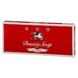 【牛乳石鹸】牛乳石鹸 カウブランド 赤箱 100g×6個入り ※お取り寄・・・