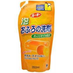 ルーキー 泡おふろの洗剤 詰替用 350ml