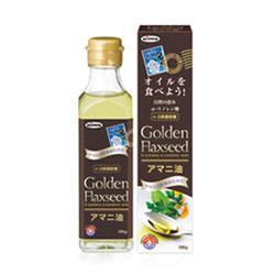 【日本製粉】アマニ油(食用 亜麻仁油) 186g ※お取り寄せ商品