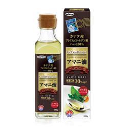 【日本製粉】アマニ油プレミアムリッチ 186g ※お取り寄せ商品