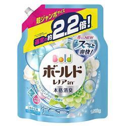 【P&G】ボールドジェル フレッシュピュアクリーンの香り つめかえ用 超・・・