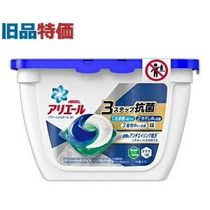 【P&G】アリエール パワージェルボール3D 〔旧品〕 本体 18個入