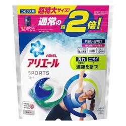 【P&G】アリエール ジェルボール3D プラチナスポーツ つめかえ用 超・・・