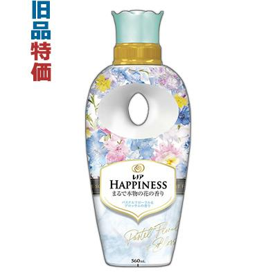 【P&G】レノアハピネス パステルフローラル&ブロッサムの香り 本体 5・・・