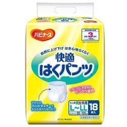 【ピジョンタヒラ】快適はくパンツ L~LL 18枚 ※お取り寄せ商品