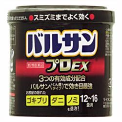 【第2類医薬品】【ライオン】バルサンプロEX 40g (12-16畳用)・・・