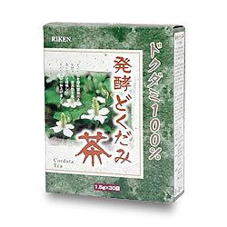 【リケン】発酵どくだみ茶 1.5g×30袋 ※お取り寄せ商品