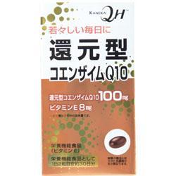 【ユニマットリケン】還元型コエンザイムQ10 60粒 ※お取り寄せ商品
