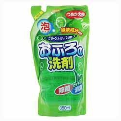 おふろの洗剤泡 消臭プラス 詰替用 350ml