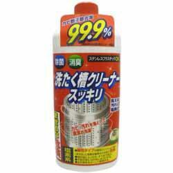 【ロケット石鹸】洗たく槽クリーナー スッキリ 550g ※お取り寄せ商品