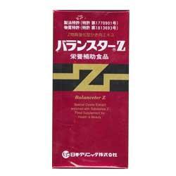 【日本クリニック】バランスターZ 480粒