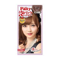 【ダリア】パルティ 泡パックヘアカラー 生チョコワッフル 75ml+75g ※お取り寄せ商品
